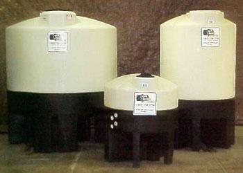 Cone Bottom Tanks