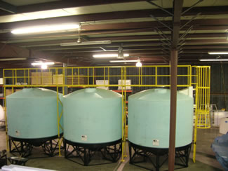 Cone Bottom Tanks
