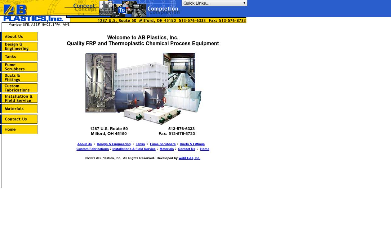 AB Plastics, Inc.