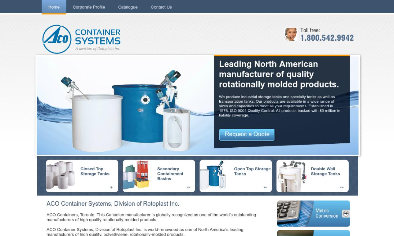 ACO Container Systems Ltd.