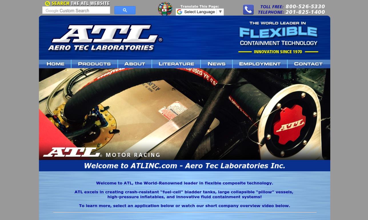 Aero Tec Laboratories, Inc.