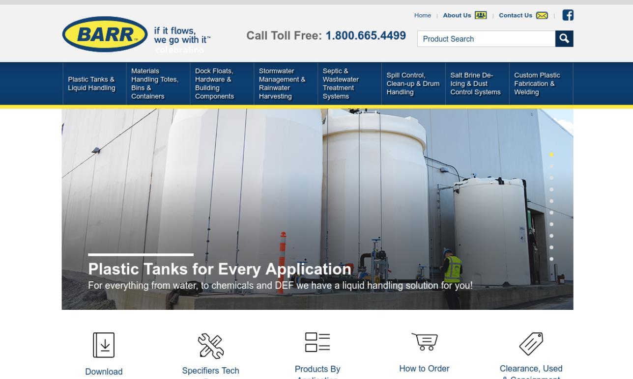 BARR Plastics, Inc.