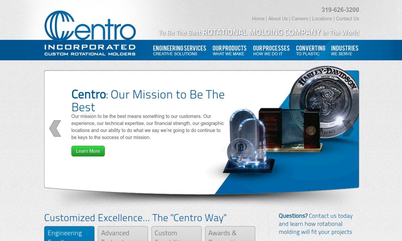 Centro, Inc.