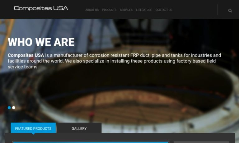Composites USA, Inc.