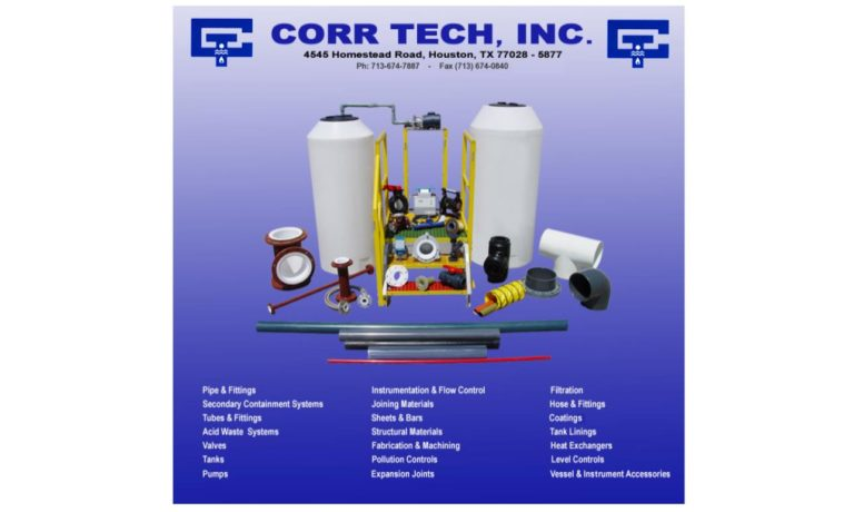 CORR TECH, Inc.