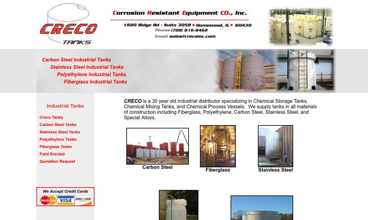 CRECO, Inc.
