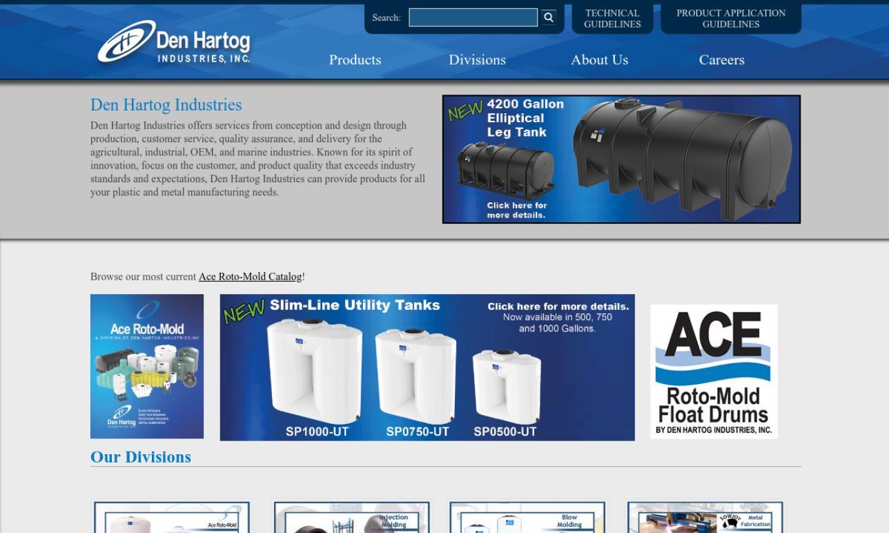 Den Hartog Industries
