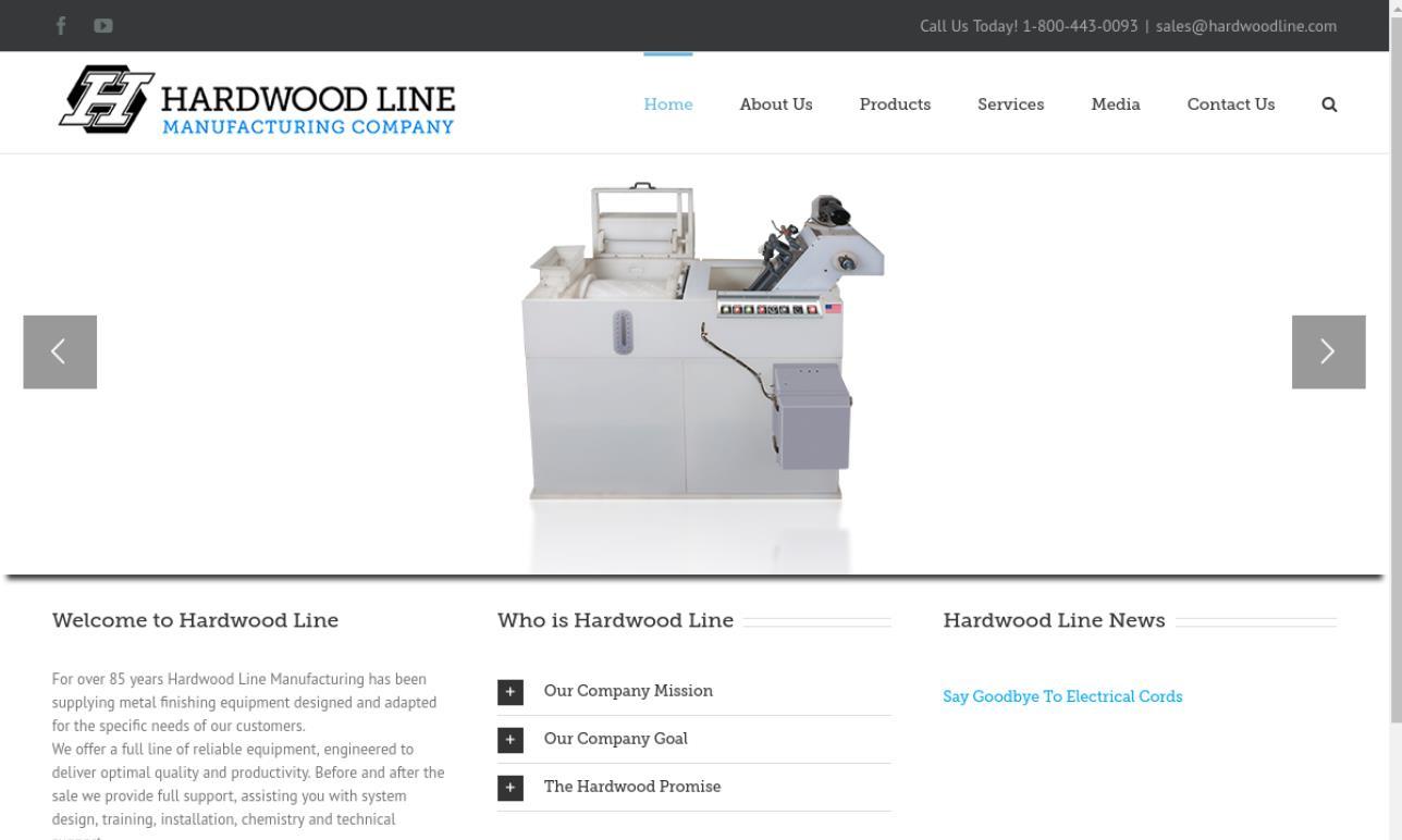 Hardwood Line Manufacturing Company