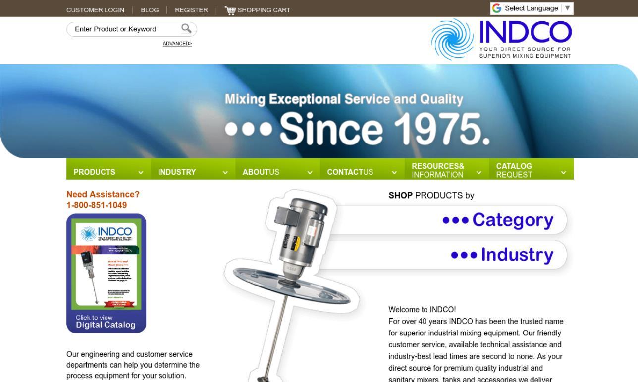 INDCO, Inc.