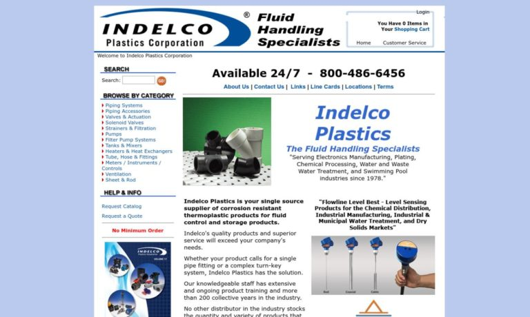 Indelco™ Plastics Corporation