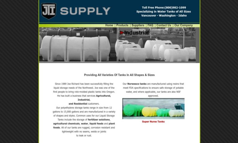 JTI Supply Inc.