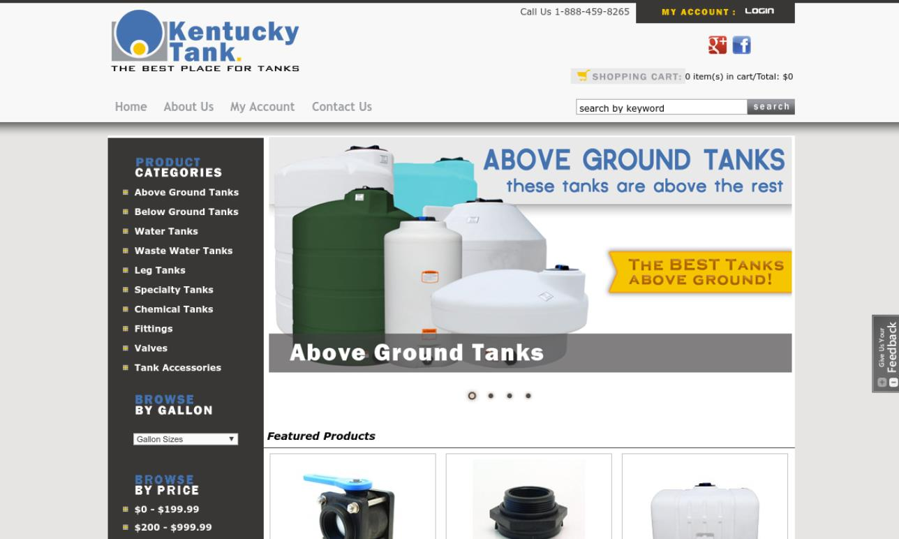 Kentucky Tank