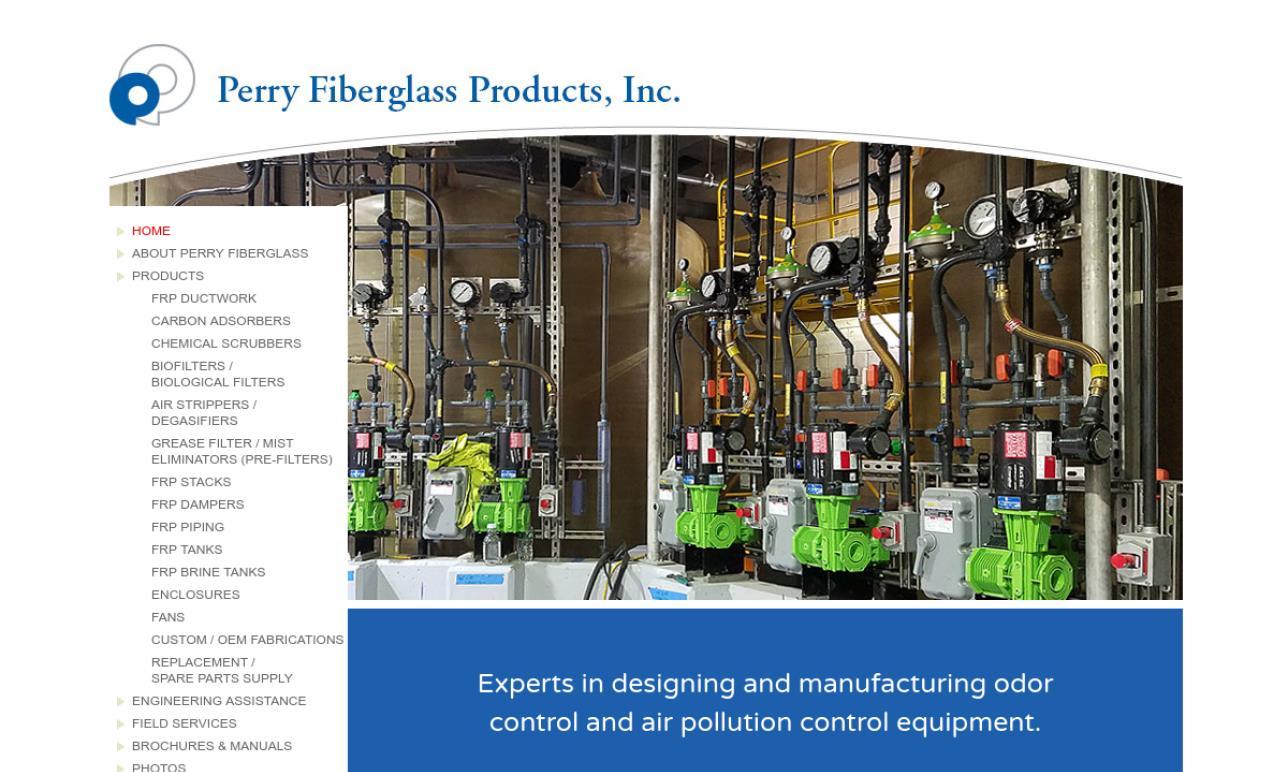Perry Fiberglass Products, Inc.