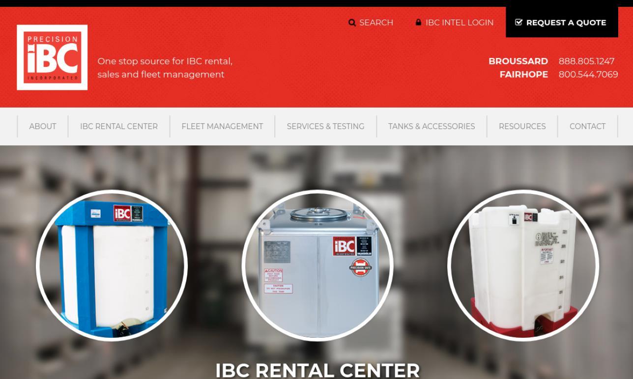 Precision IBC