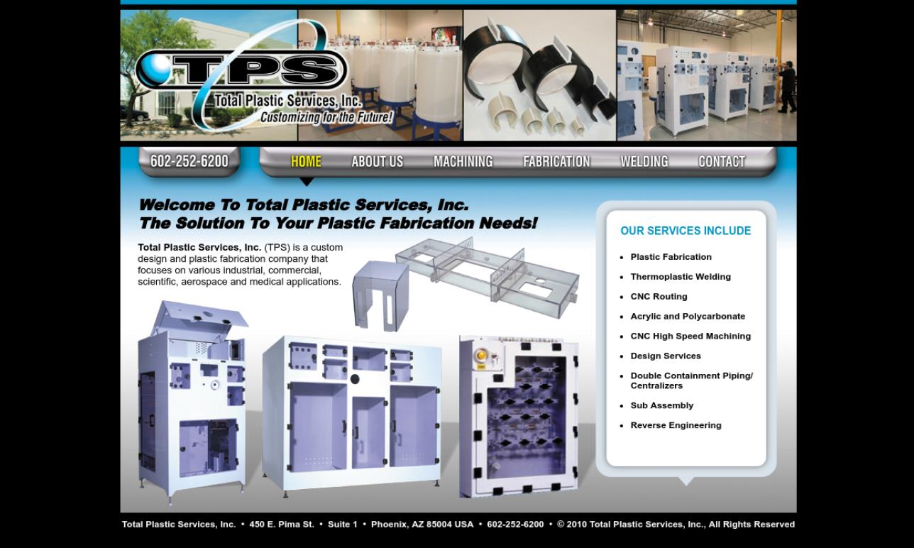 Total Plastic Services, Inc.