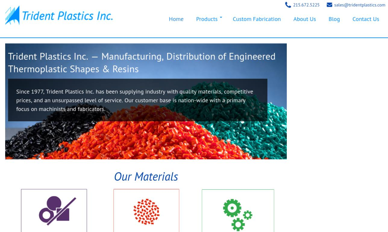 Trident Plastics Inc.