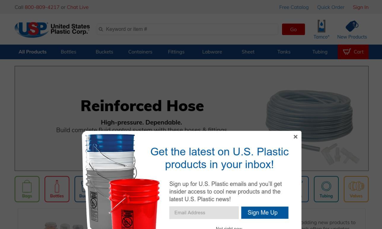U.S. Plastic Corp.