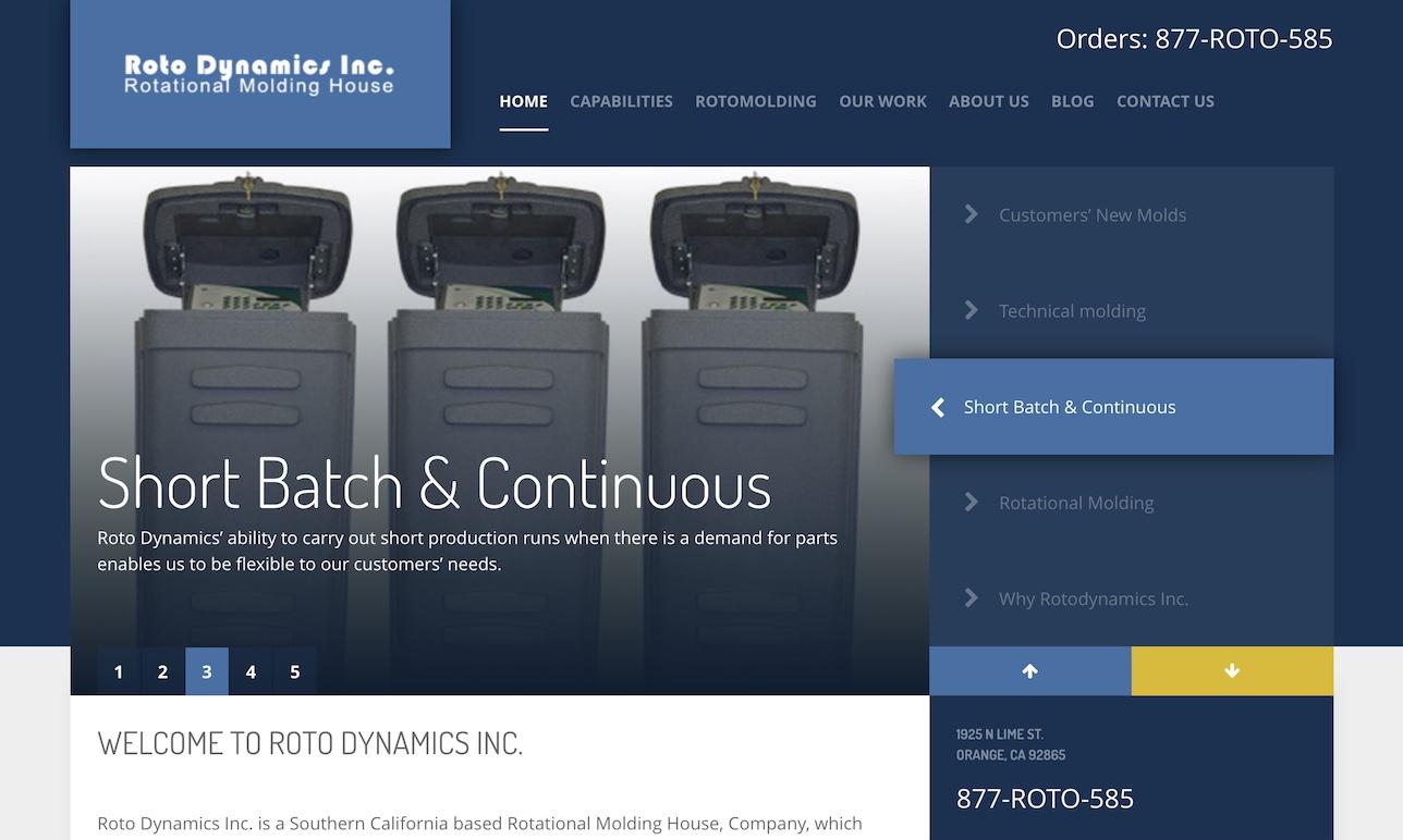 Roto Dynamics Inc.