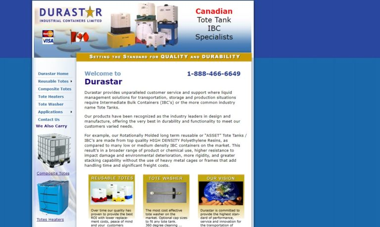 Durastar Industrial Containers Limited
